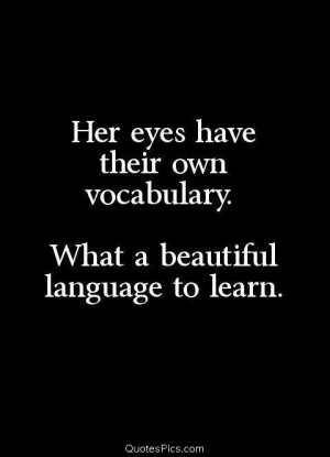 Her Eyes Quotes