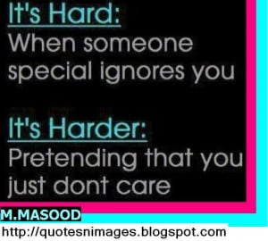 You Dont Care Quotes Sayings