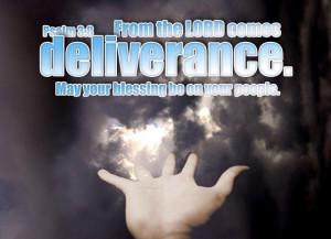 Deliverance by Max Lucado