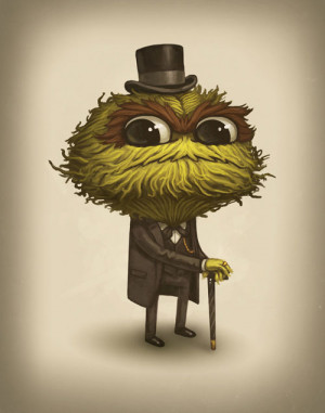 Related Pictures oscar the grouch hold up wallpaper 1920x1200