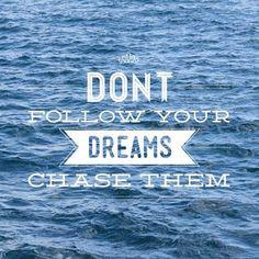 This, Dreams Team, Dreams Big, Typography Quotes, Motivation Quotes ...