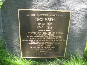 Tecumseh » Tecumseh