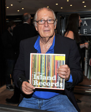 Chris Blackwell Attends The...