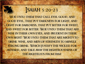 Bible Quotes About Wicked