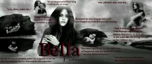 Twilight Series ~bella quotes~