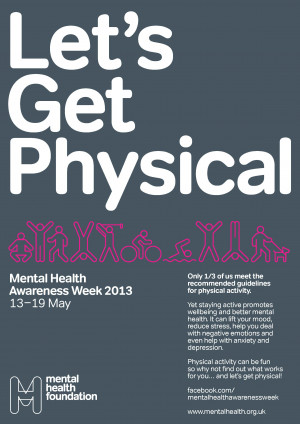 Mental Health Awareness week (MHAW) was established in 2000, with the ...
