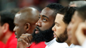 James Harden, King Of All Beards, Wants To Remind You It's No Shave ...