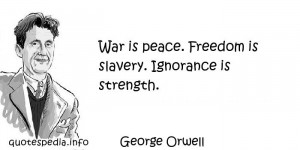 Famous quotes reflections aphorisms - Quotes About Freedom - War is ...
