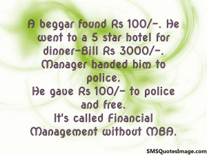 Financial Management without MBA...