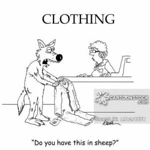 Have you known a Wolf in Sheep's clothing?