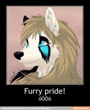 furry pride quotes quotesgram