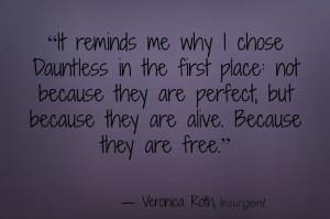 Insurgent Book Quotes Insurgent. via ya book quotes