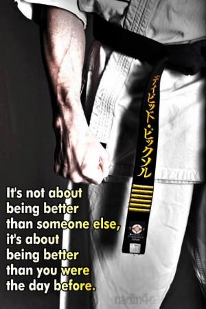 Martial Arts Philosophy Quotes