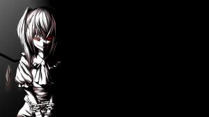 Dark Anime Girl Wallpaper 9691 Hd Wallpapers