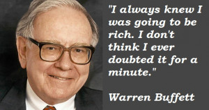 THINK LIKE WARREN BUFFETT