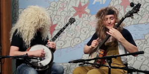 ... The Banjo Treatment It Deserves, Via Bela Fleck And Abigail Washburn
