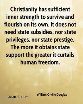 William Orville Douglas Quotes