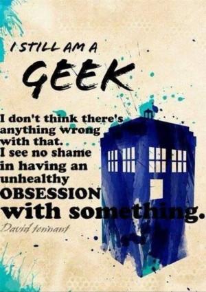 David Tennant- Words of Wisdom