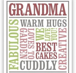 grandchildren, granddaughters, grandsons, grandma quotes