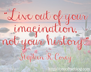 Here are a few of my favorite Stephen Covey quotes:
