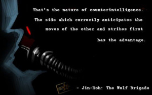 Jin-Roh Quote