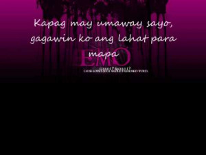 Happy Love Quotes And Sayings Tagalog