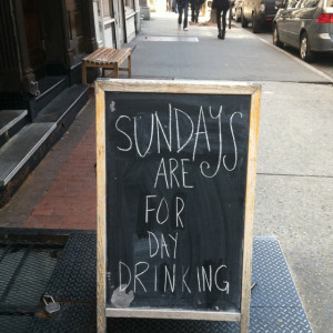Sunday funday #daydrinking fact!!
