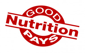 Good Nutrition Pays Logo