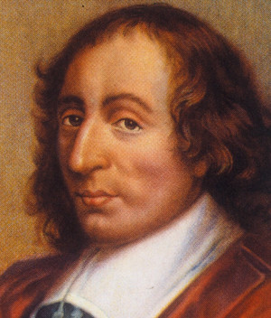 Blaise Pascal was a French scientist and philosopher. He is best known ...