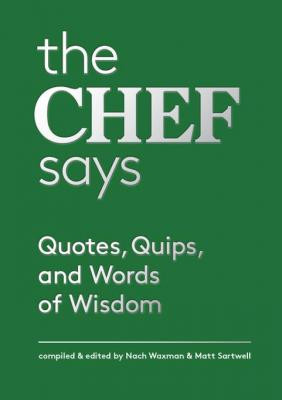 Quotes From Famous Chefs Food