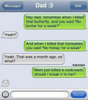 Funny Text Message Quotes