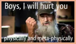 Duck Dynasty Si Quotes