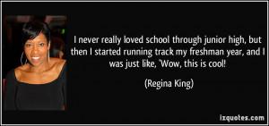 Never Really Loved...