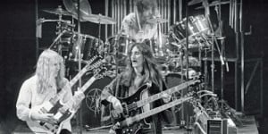 This is no deep dive into the 40 plus years of Rush lore; it's only ...