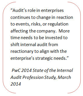 PWC Audit Quote 2014
