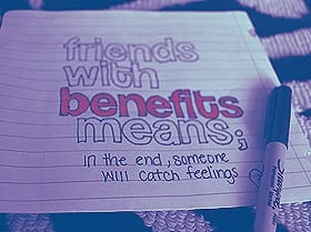 View all Friends With Benefits quotes