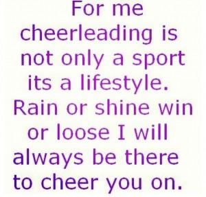 Cheerleading Coaches Quotes Cheer
