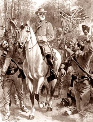 Robert E. Lee at Chancellorsville
