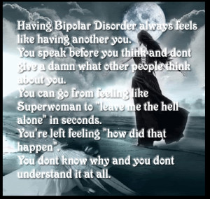 quote picture bipolar disorder manic depression depression quote