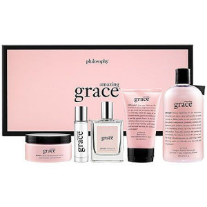 Discount (I love saying that three times...) Half Price Amazing Grace ...