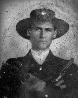 ... James, aka Robert Woodson James, alias J. Frank Dalton Circa 1873