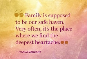 Family Lying Quotes