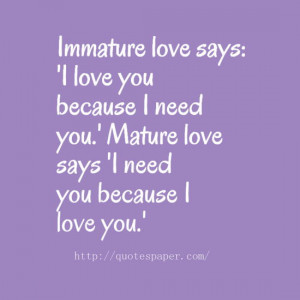 Short Love Quotes For Him...
