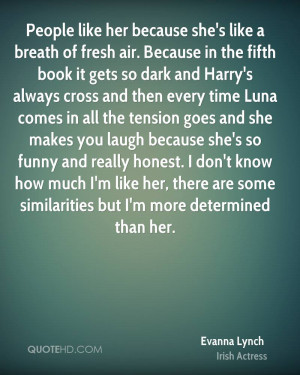 Are You Like a Breath of Fresh Air Quotes
