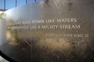 Law Enforcement Memorial Quotes Martin luther king, jr., quote
