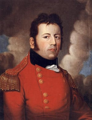 Major General George Prevost