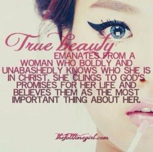 Godly woman (:
