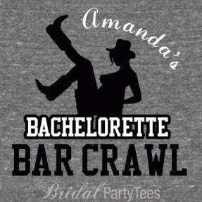 Creative Ideas for Bachelorette Party Shirts