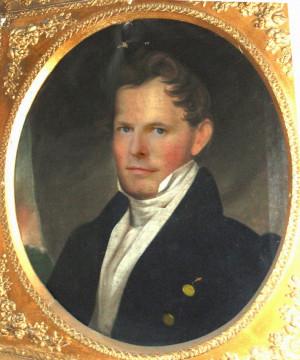 Nicholas Meriwether. My handsome ancestor.