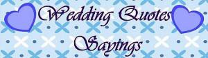 Wedding Sayings For Favors B